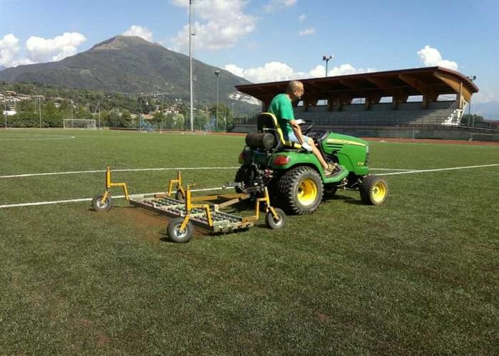 "Synthetic turf maintenance according to a schedule to ensure the long duration of the synthetic turf mantle... <a href=""/synthetic-turf-production-installation-maintenance"">Read all</a>"